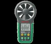 Anémomètre numérique Mastech MS6252A