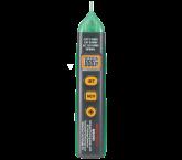 NCV avec thermomètre infrarouge Mastech MS6580B