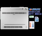 Console murale GREE 12000 BTU pour application multiple - R32