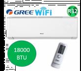 Unité intérieure R32 AMBER Wifi GREE 18000 BTU split