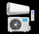 Split system de climatisation Midea Mural BREEZELESS 26(09)N8